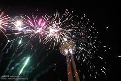 شبانه های برج میلاد در کنار قوم های مختلف ایران به پایان رسید