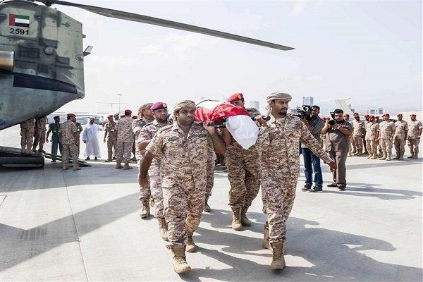 متحدہ عرب امارات کا یمن میں 4 فوجیوں کی ہلاکت کا اعتراف