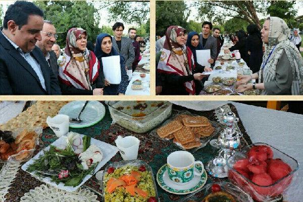 فرهنگ افطاری ساده در قزوین ترویج شود