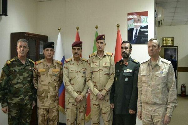 Quadrilateral coalition holds security session in Iraq