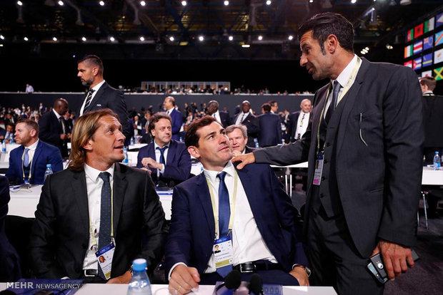 تعیین میزبان جام جهانی 2026 در کنگره فیفا