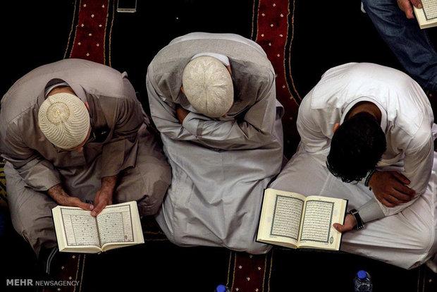 مراسم شبهای قدر در جهان عرب