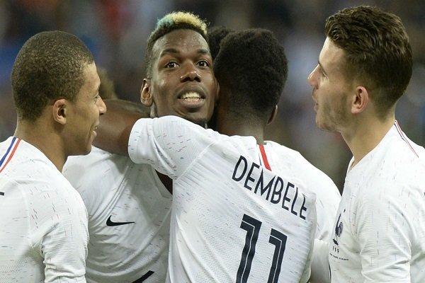 ابراهیموویچ: پوگبا در جام جهانی کنار مسی و رونالدو خواهد درخشید