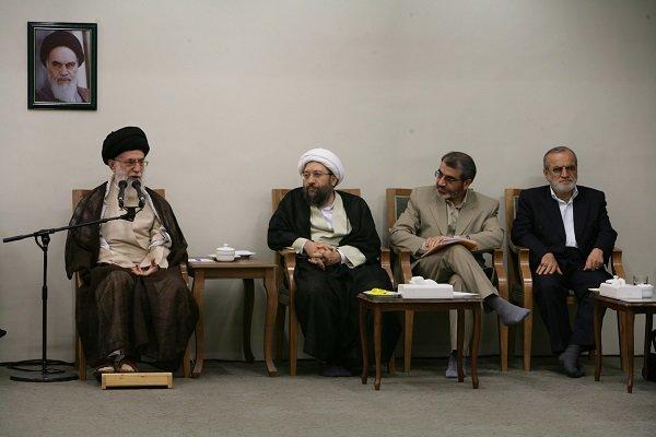 ناگفتههایی از جلسه نمایندگان نامزدهای انتخابات ۸۸ با رهبر انقلاب