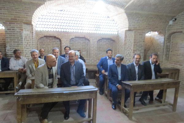 استاندار قزوین از موزه فرهنگ و آموزش بازدید کرد