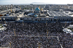 اقامه نماز عید سعید فطر در حرم مطهر رضوی