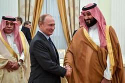 بن سلمان: عربستان خواهان تداوم همکاری با روسیه است