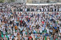 اقامه نماز عید سعید فطر در استان ها - ۱