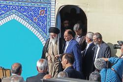 Tahran'daki Bayram namazından kareler