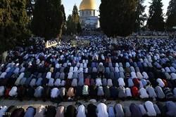 اقامه نماز عید فطر در سراسر جهان