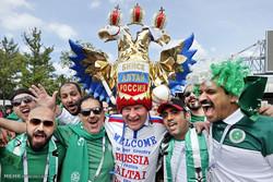 مراسم افتتاحیه جام جهانی 2018 روسیه