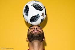 Fotoğraf: FİFA'nın gözüyle İranlı futbolcular