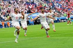 İran Milli Futbol Takımı Asya birincisi