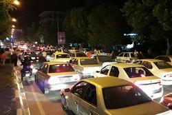 شادی لرستانیها پس از برد تیم ملی فوتبال ایران مقابل مراکش