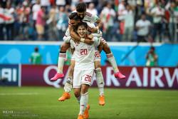 Fotoğraf: İran-Fas maçından kareler