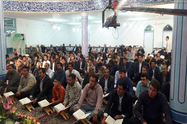 شرکت بیش از ۱۲ هزار نفر در جلسات تفسیر قرآن مسجد بعثت خرمآباد