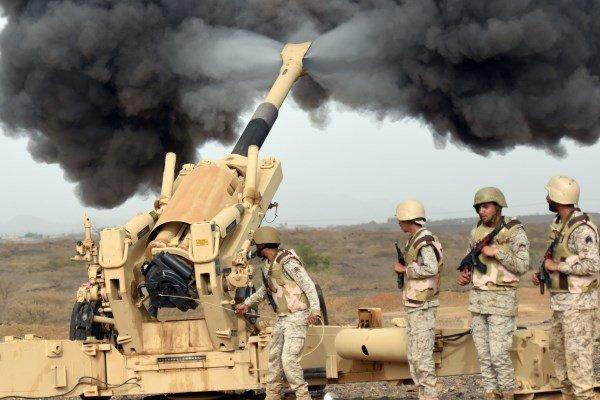عملیات نظامی ائتلاف سعودی علیه یمن