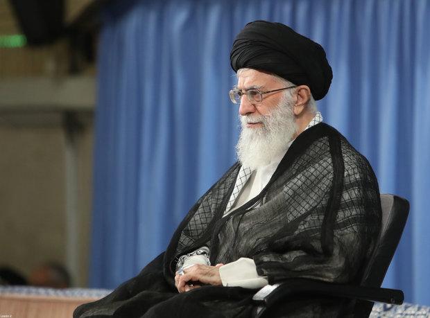 رہبر معظم سے ایرانی پارلیمنٹ کے نمائندوں کی ملاقات