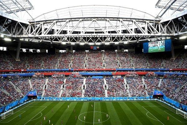 آغاز تماشای خانوادگی جام جهانی در آزادی با بازی ایران و اسپانیا