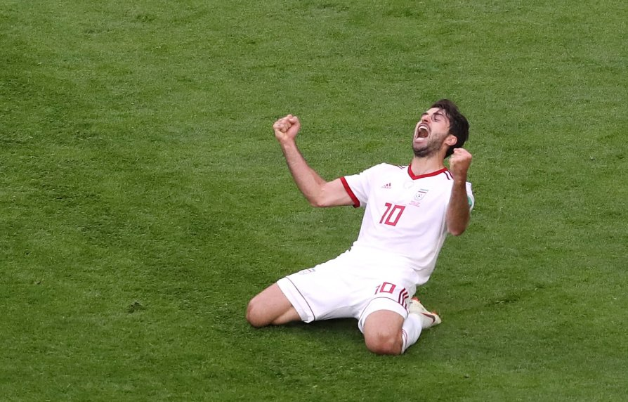 Portugal through after dramatic Iran draw