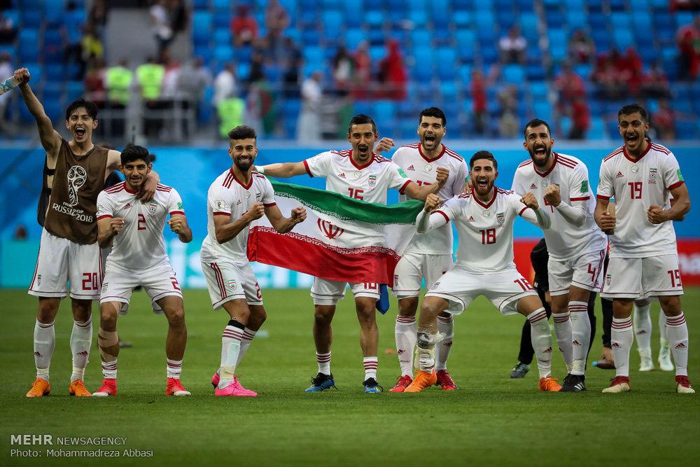 Iran earn late win over Morocco