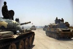 Suriye ordusu kuzeye ilerlemeye başladı