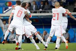 اسپانیا دقیق ترین تیم جهان