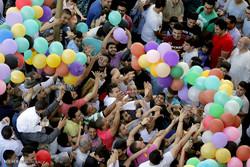 جشن عید فطر در نقاط مختلف جهان