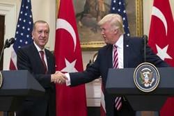 ترامپ اردوغان