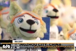 خط تولید عروسک یادگاری جامجهانی روسیه در چین