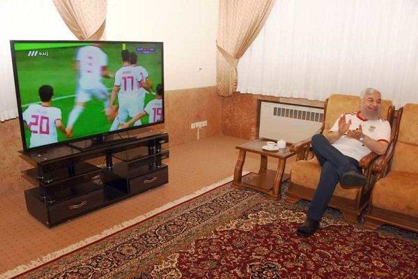 حسن روحاني يهنئ المنتخب الوطني الايراني بالفوز على المغرب