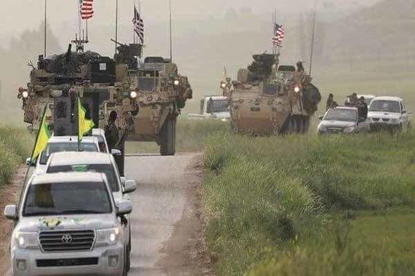 خیزش عشایر علیه شبه نظامیان کُرد تحت حمایت آمریکا در سوریه
