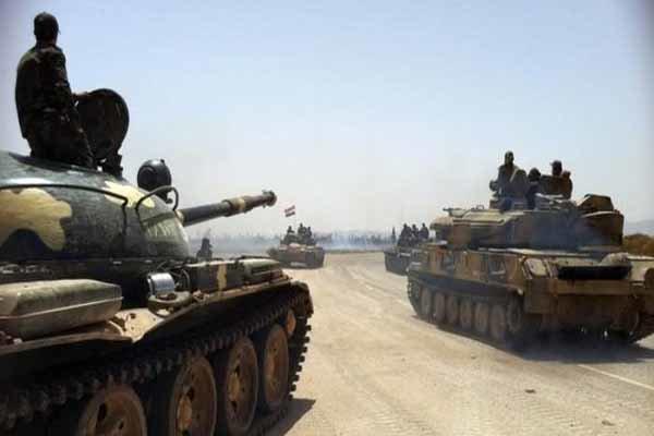 ارتش سوریه 25 داعشی را در «بادیه السویداء» به هلاکت رسانده است