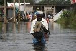 سیل در نیجریه