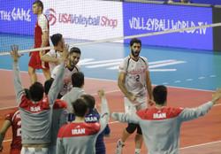 VIDEO: Iran 3-0 Poland at FIVB Volleyball Nations League