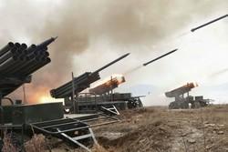 توپخانه مرزی کره شمالی