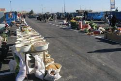 شهرداری همدان عزمی برای ساماندهی روزبازارها ندارد