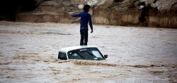 Flood in Iran leaves 4 dead