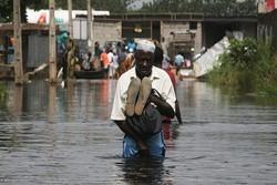 سیل و طوفان در نیجریه ۱۶ قربانی گرفت