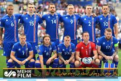 نگار جواهریان و معرفی ایسلند در راه جام جهانی!