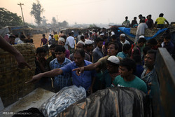 Global response to Rohingya crisis astonishingly slow