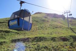 منطقه «کامان و زرشک» قزوین را به مقصد گردشگری تبدیل می کند