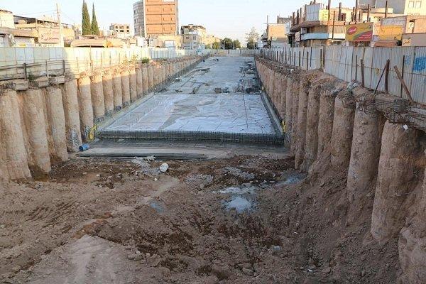 پروژه میدان آزادی تا پایان مهرماه امسال به بهره برداری می رسد