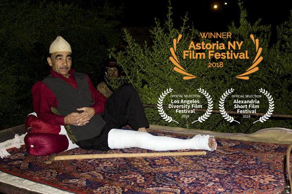 """""""فروزان"""" يحصد جائزة افضل قصة فيلم قصير بمهرجان """"Astoria"""" الامريكي"""
