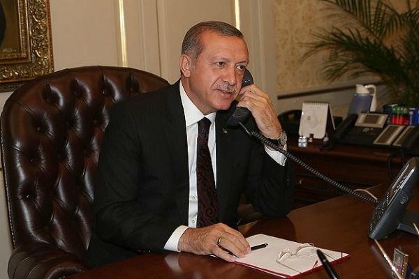 ترکی اور عراق کے صدور کی ٹیلیفون پر گفتگو