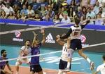 والیبال ایران و امریکا