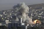التحالف الدولي يقصف مواقع للجيش السوري قرب البوكمال