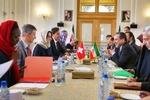 جولة ثالثة من المحادثات بين ايران وسويسرا في طهران