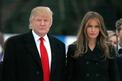 ABD'nin ilk komünist First Lady'si Melania Trump