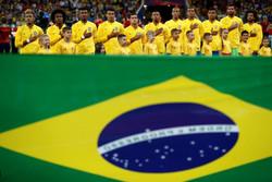 دیدار تیم های ملی فوتبال برزیل و سوئیس